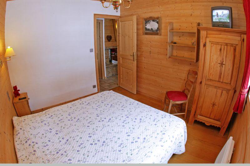 chambre 1 Location Chalet 896 Combloux