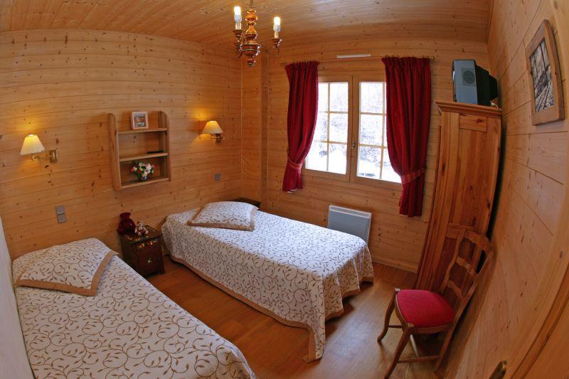 chambre 2 Location Chalet 896 Combloux