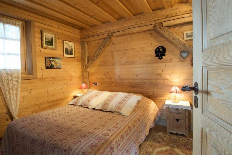 chambre 5 Location Chalet 912 Combloux