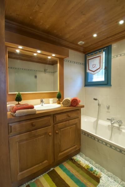 salle de bain 1 Location Chalet 912 Combloux
