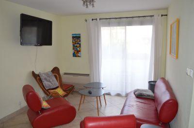 Salle à manger Location Appartement 9149 Collioure