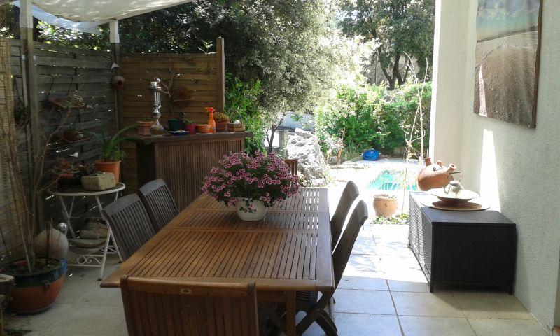 Veranda Location Villa 9206 Montpellier