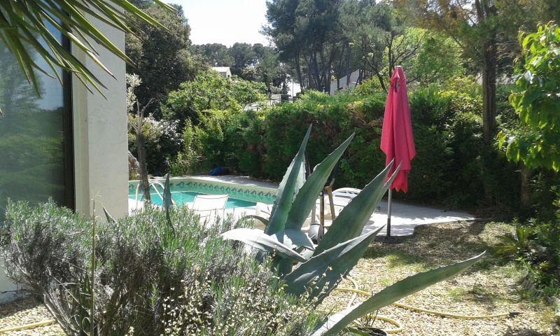 Jardin Location Villa 9206 Montpellier