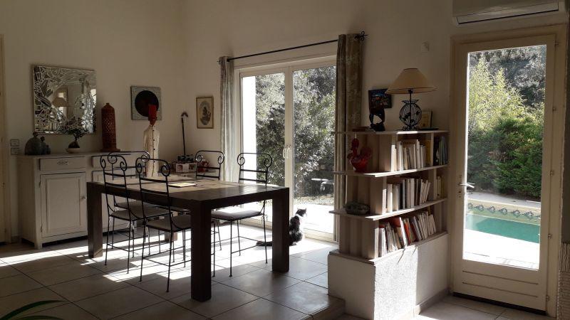 Salle à manger Location Villa 9206 Montpellier