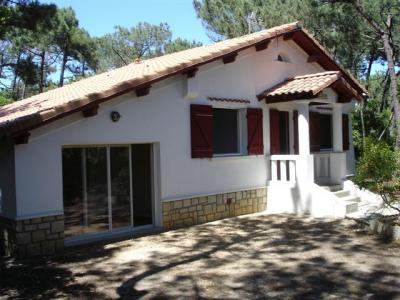 Vue ext�rieure de la location Location Villa 9378 Cap Ferret