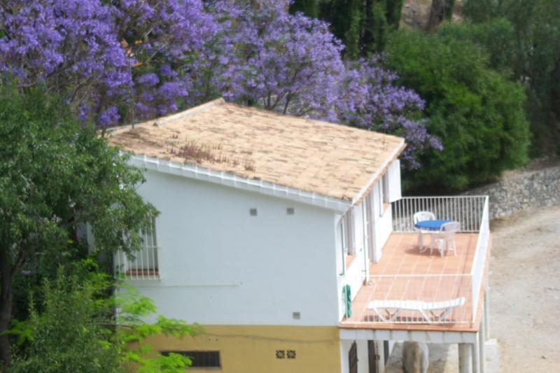 Vue extérieure de la location Location Appartement 9618 Almuñecar