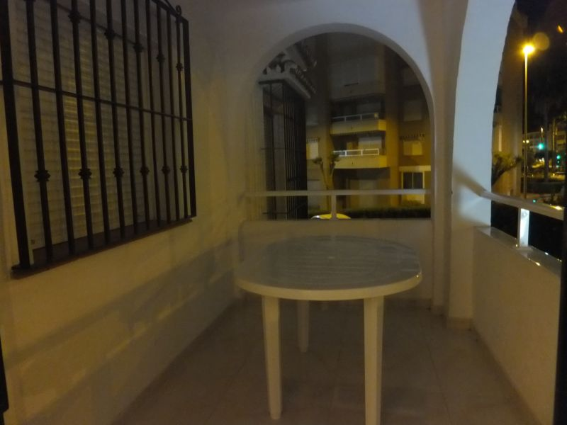 Vue de la terrasse Location Appartement 9619 Torrox