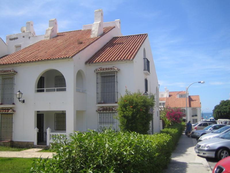 Vue extérieure de la location Location Appartement 9619 Torrox