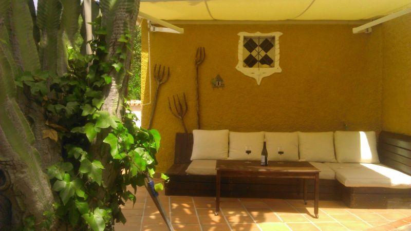 Jardin Location Villa 9621 Benalmádena