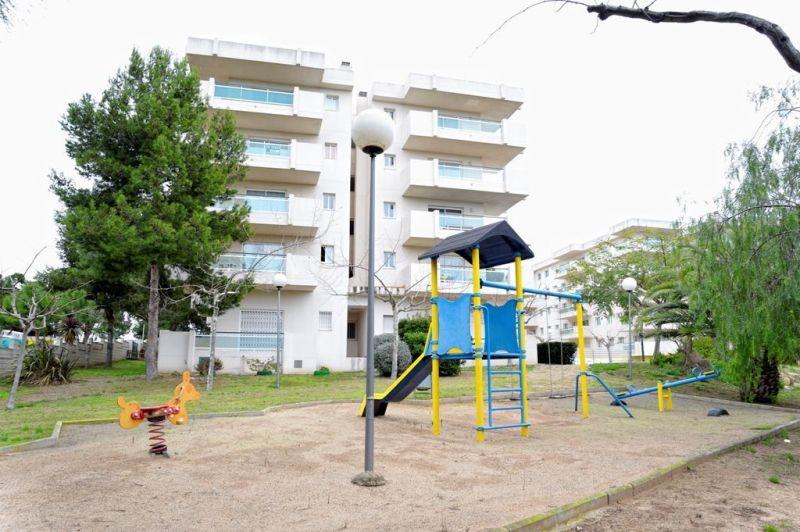 Jardin Location Appartement 9654 Salou