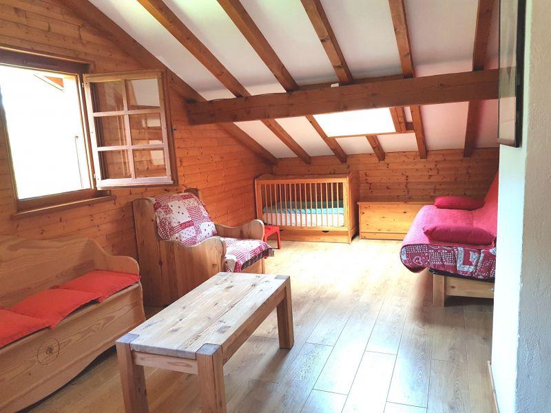 Mezzanine Location Chalet 980 Les Contamines Montjoie