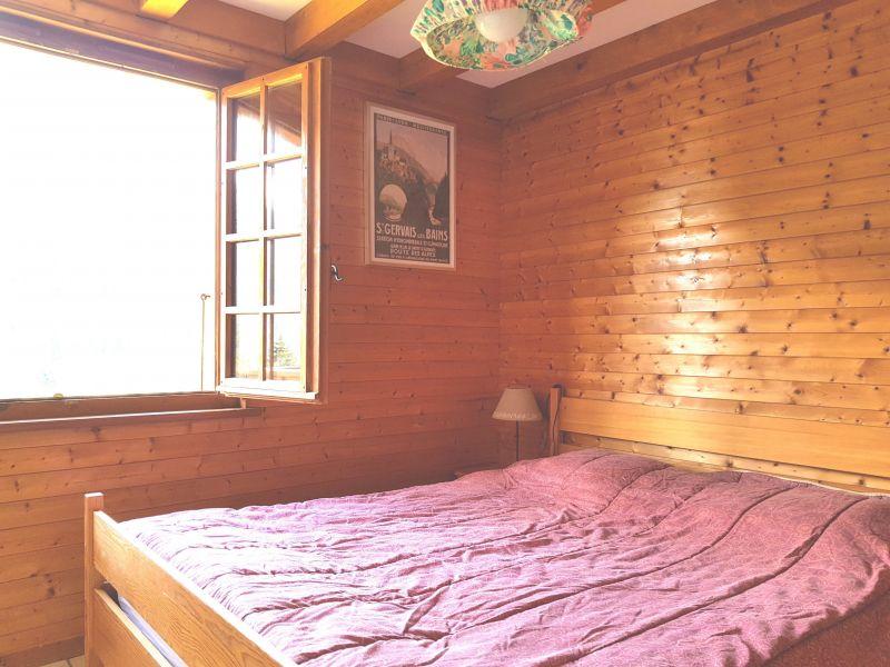 chambre 3 Location Chalet 980 Les Contamines Montjoie