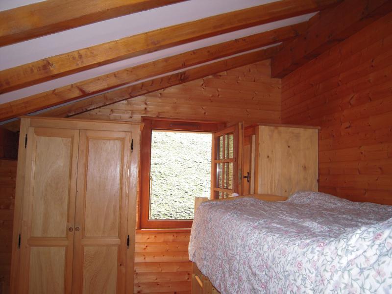 chambre 1 Location Chalet 980 Les Contamines Montjoie