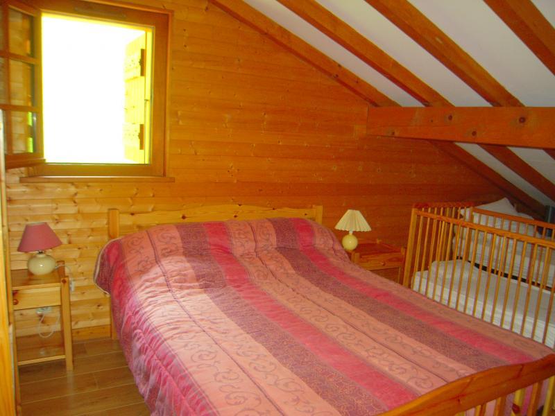 chambre 2 Location Chalet 980 Les Contamines Montjoie