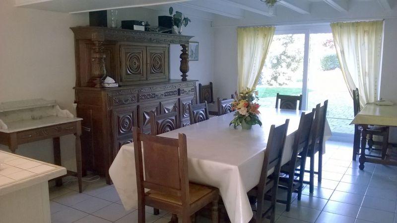 Salle à manger Location Maison 9864 Crozon