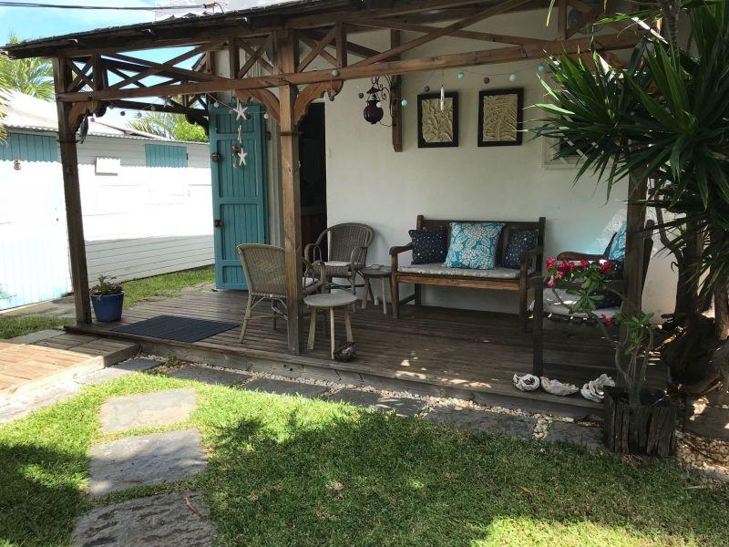 Veranda 2 Location Maison 9879 Saint Gilles