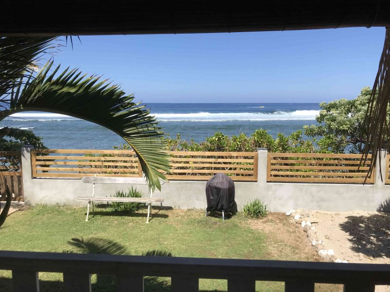 Vue depuis la location Location Maison 9879 Saint Gilles