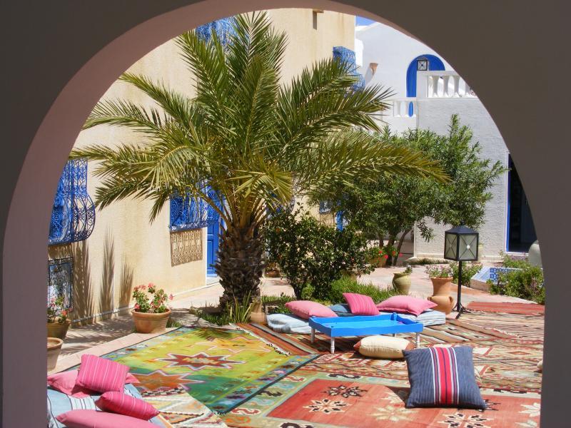 Entrée Location Villa 9883 Djerba