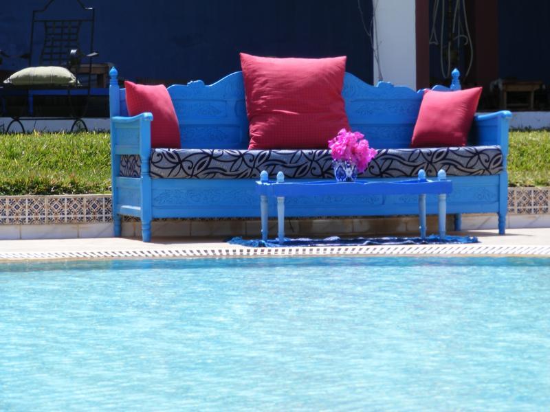 Piscine Location Villa 9883 Djerba