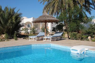Piscine Location Villa 9886 Djerba