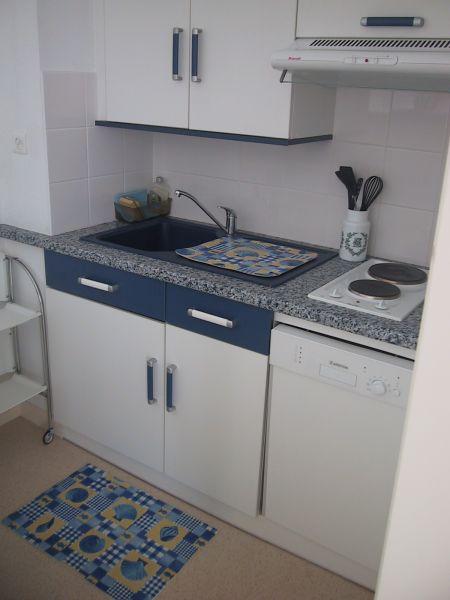 Cuisine américaine Location Appartement 9977 Audierne