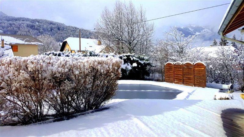 Vue extérieure de la location Location Villa 101058 Barcelonnette