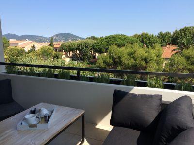 Terrasse Location Appartement 101087 Saint Tropez