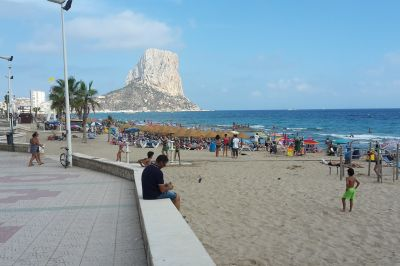 Plage Location Appartement 101798 Calpe