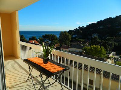 Vue du balcon Location Appartement 101929 La Seyne sur Mer