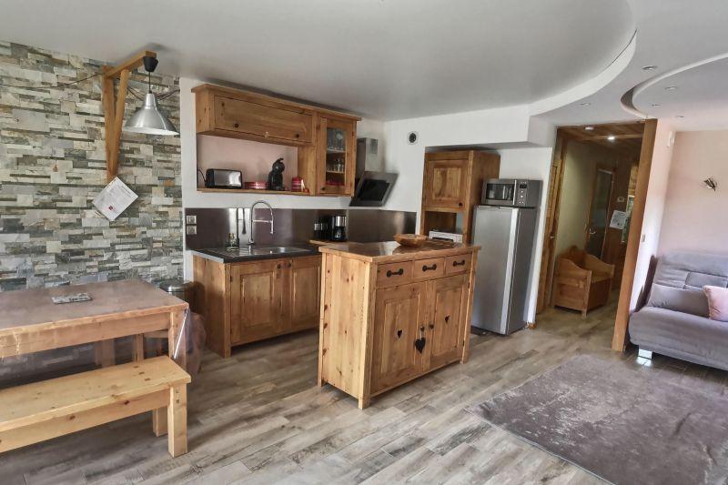 Cuisine américaine Location Appartement 103673 Risoul 1850