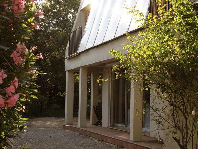Entrée Location Villa 103766 Anduze