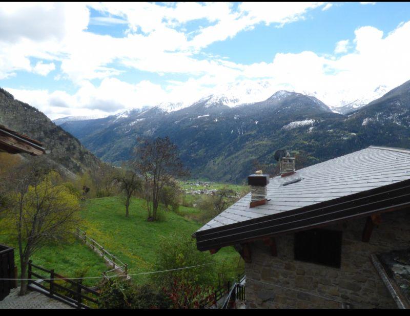 Vue du balcon Location Appartement 104693 La Salle