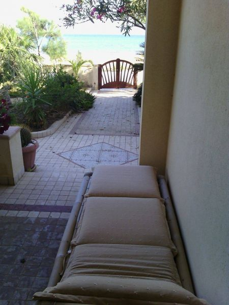 Veranda Location Villa 105374 Mazara del Vallo