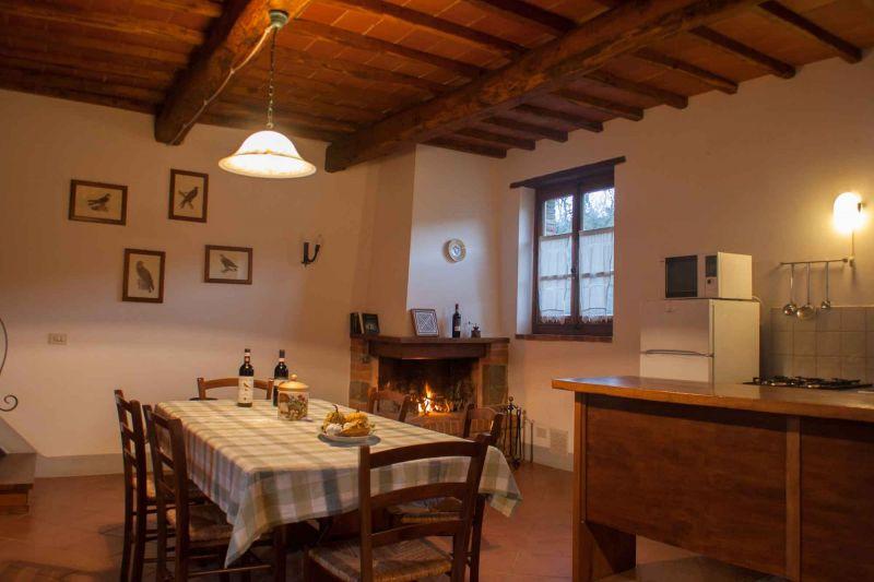 Salle à manger Location Maison 106425 Arezzo