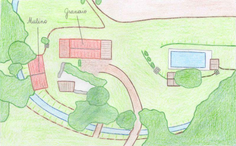 Carte Location Maison 106425 Arezzo