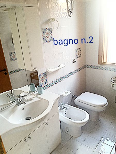 WC séparé Location Appartement 107544 Torre dell'Orso