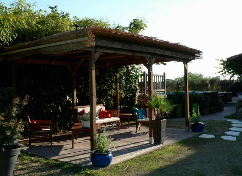 Jardin Location Gite 108046 Dax