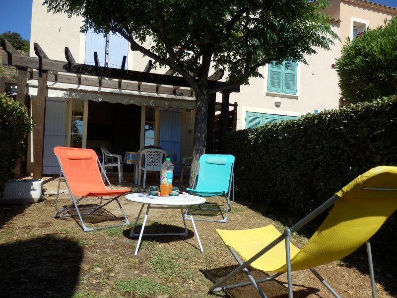 Jardin Location Villa 110052 Agay