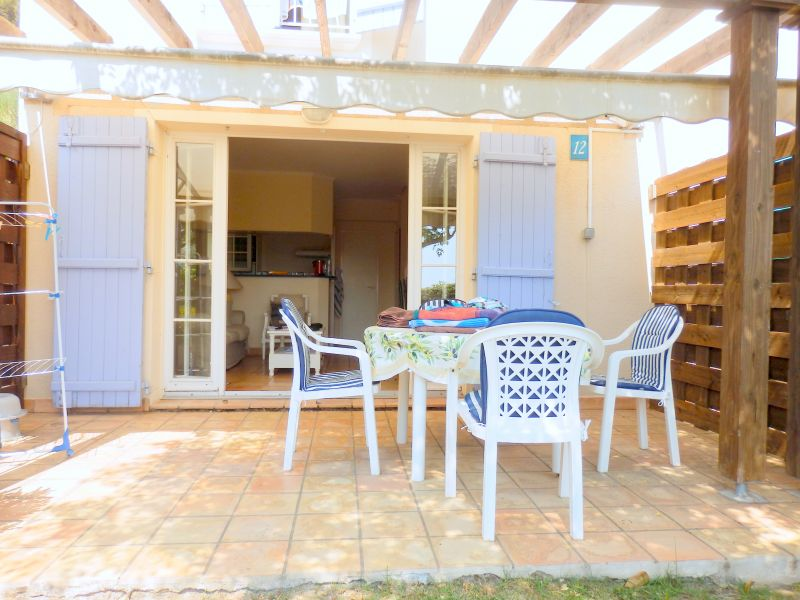 Terrasse 1 Location Villa 110052 Agay