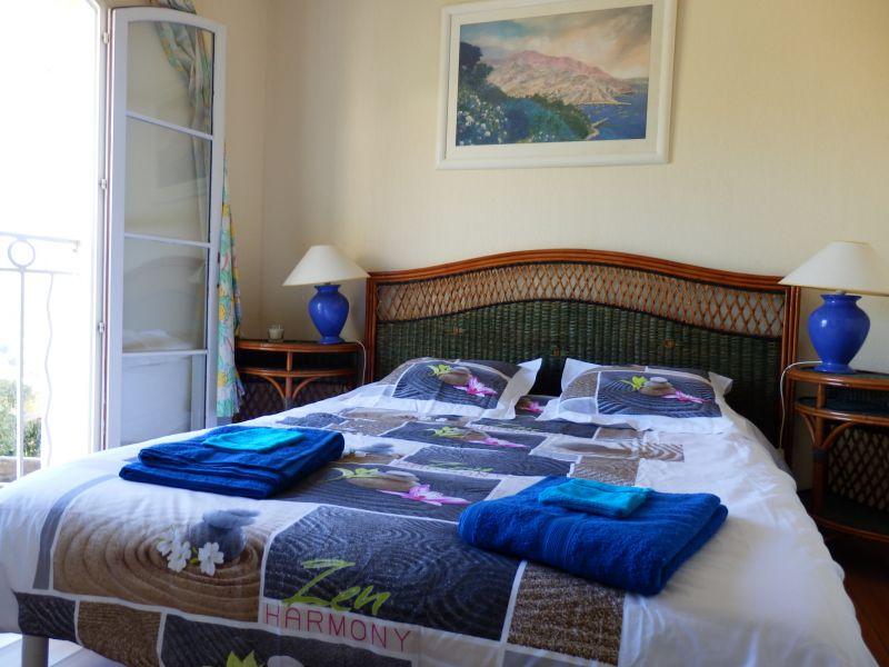 chambre 1 Location Villa 110052 Agay