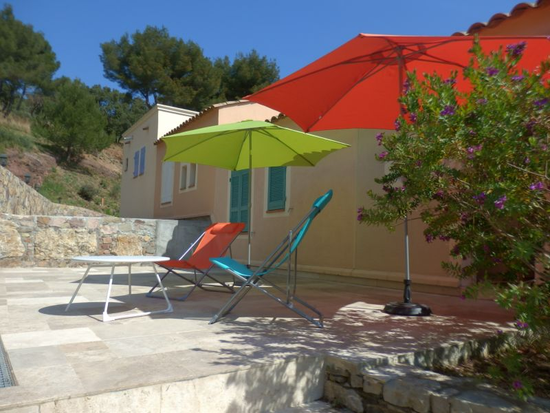 Terrasse 2 Location Villa 110052 Agay