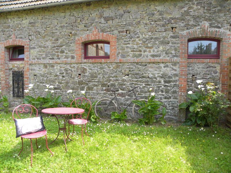 Entrée Location Maison 110426 Saint Vaast la Hougue