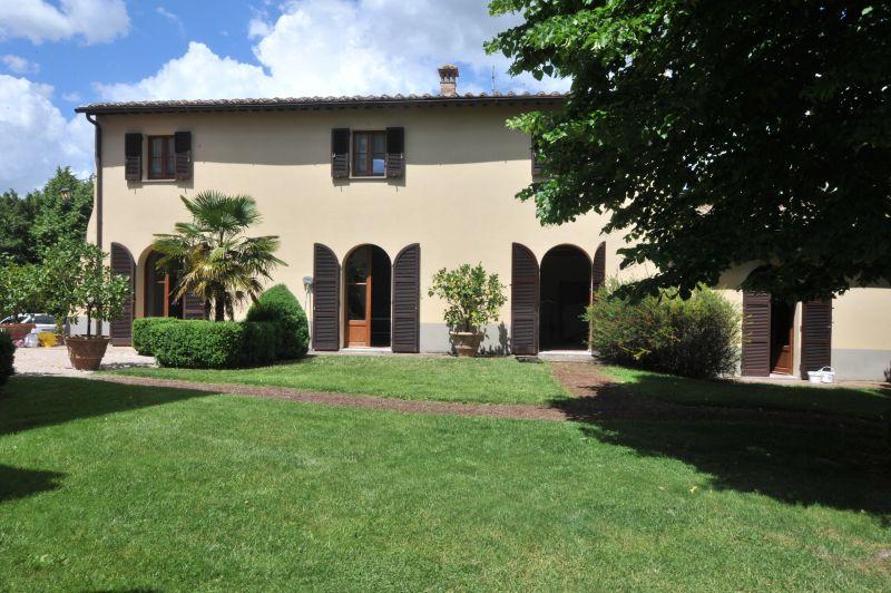 Vue extérieure de la location Location Villa 111227 Chianciano Terme