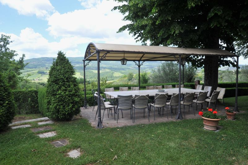 Jardin Location Villa 111227 Chianciano Terme