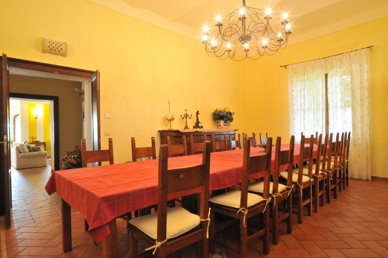 Salle à manger Location Villa 111227 Chianciano Terme