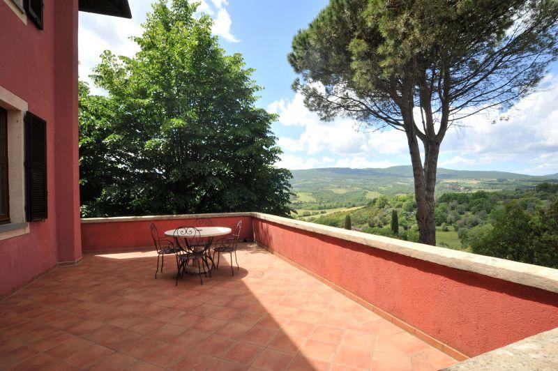 Terrasse 1 Location Villa 111227 Chianciano Terme