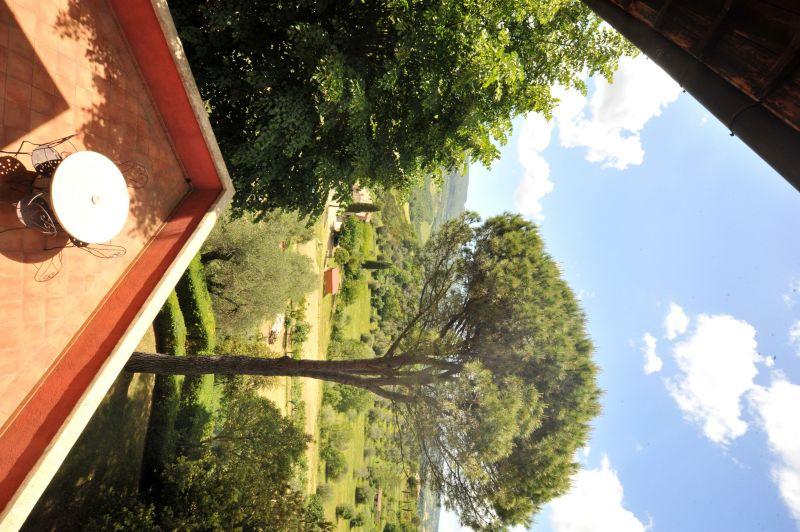 Vue depuis la location Location Villa 111227 Chianciano Terme