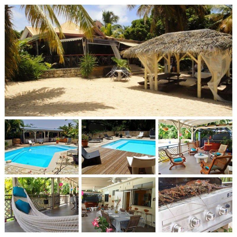 Location Villa 114124 Sainte Anne (Guadeloupe)