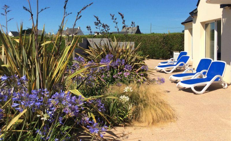 Vue de la terrasse Location Villa 117027 Quiberon