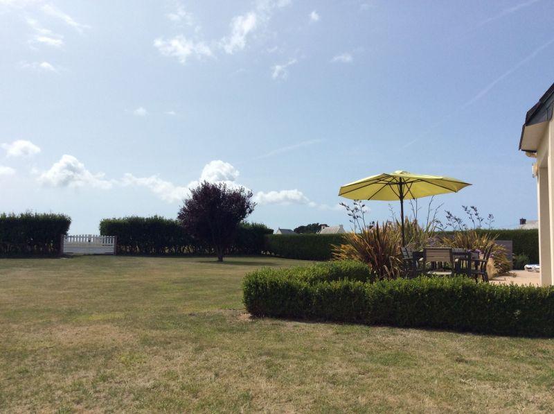 Jardin Location Villa 117027 Quiberon